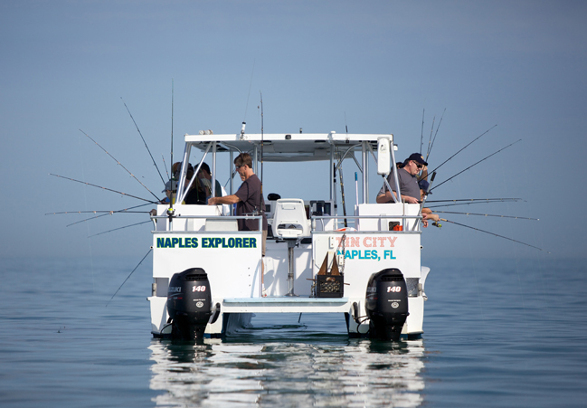 Party head boat fishing florida cruises sightseeing and for Party boat fishing